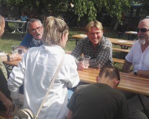 Družné rozhovory s mělnickými vinaři