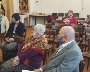 Účastníci hudebních seminářů - 3x v Husově domě