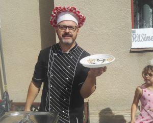 Palačinky od šéfkuchaře