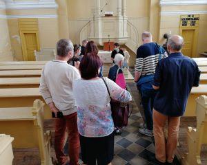Prohlídka kostela