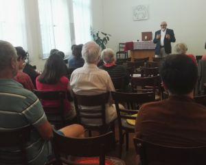 Účastníci semináře 3x v Husově domě